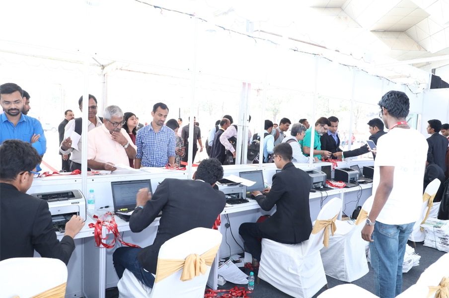 India Electronics Week Audience