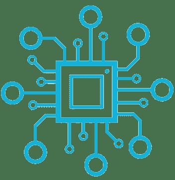 India Technology Week Electronics Icon