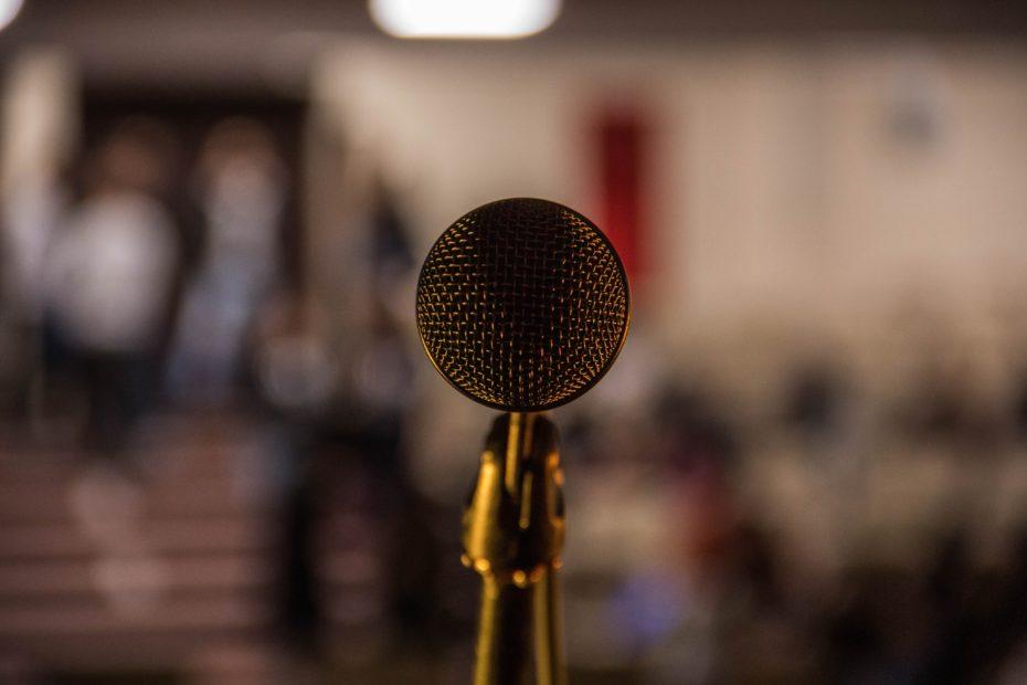 FAQ: Speakers